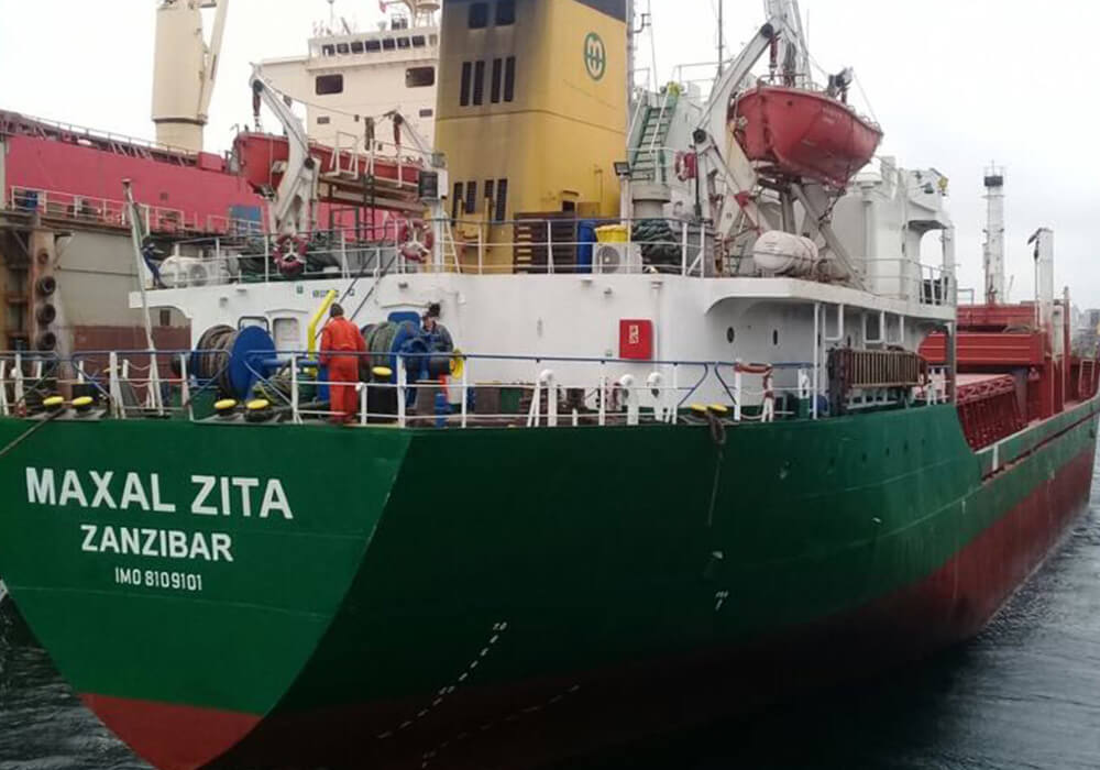[object object] - Maxal Zita - Hidrodinamik Shipyard | Tuzla , Istanbul TURKEY- Home Page