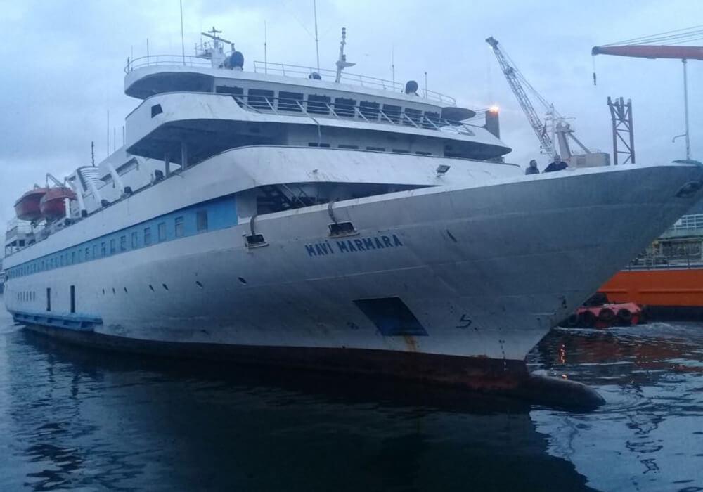 [object object] - Mavi Marmara - Hidrodinamik Shipyard | Tuzla , Istanbul TURKEY- Home Page