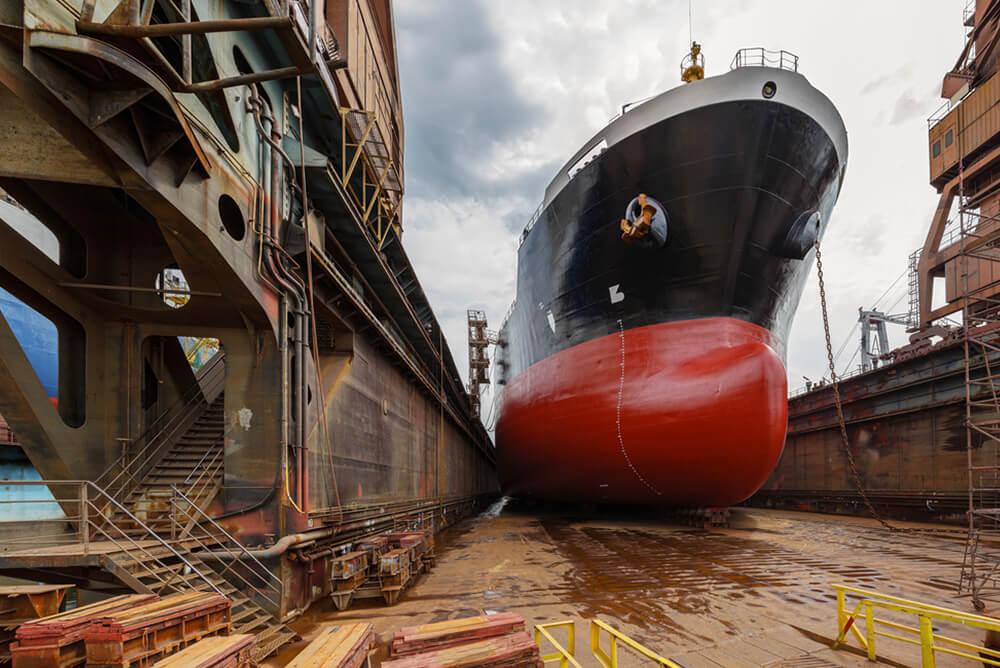 - Hidrodinamik gemiinsa 2 - Shipbuilding