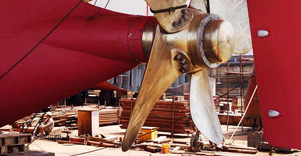 - Hidrodinamik Shipyard pervane 1024x532 - Facility