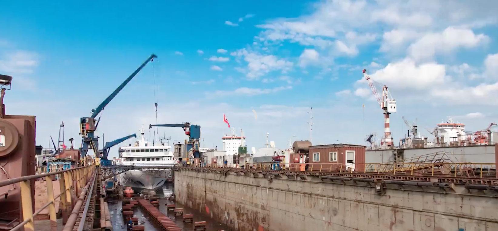 [object object] - hd videobackgrouund - Hidrodinamik Shipyard | Tuzla , Istanbul TURKEY- Home Page