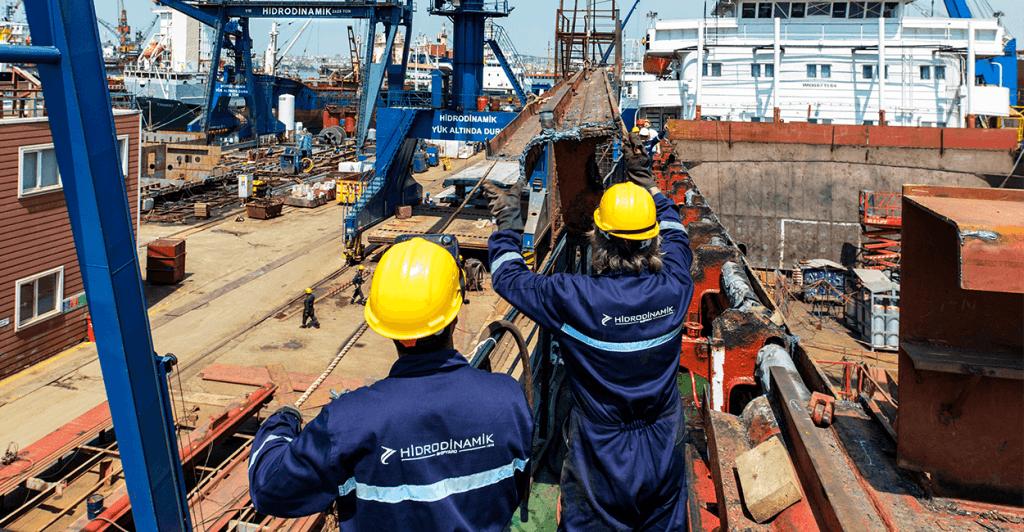 - hidrodinamik shipyard donusum 1024x532 - Repair & Maintenance