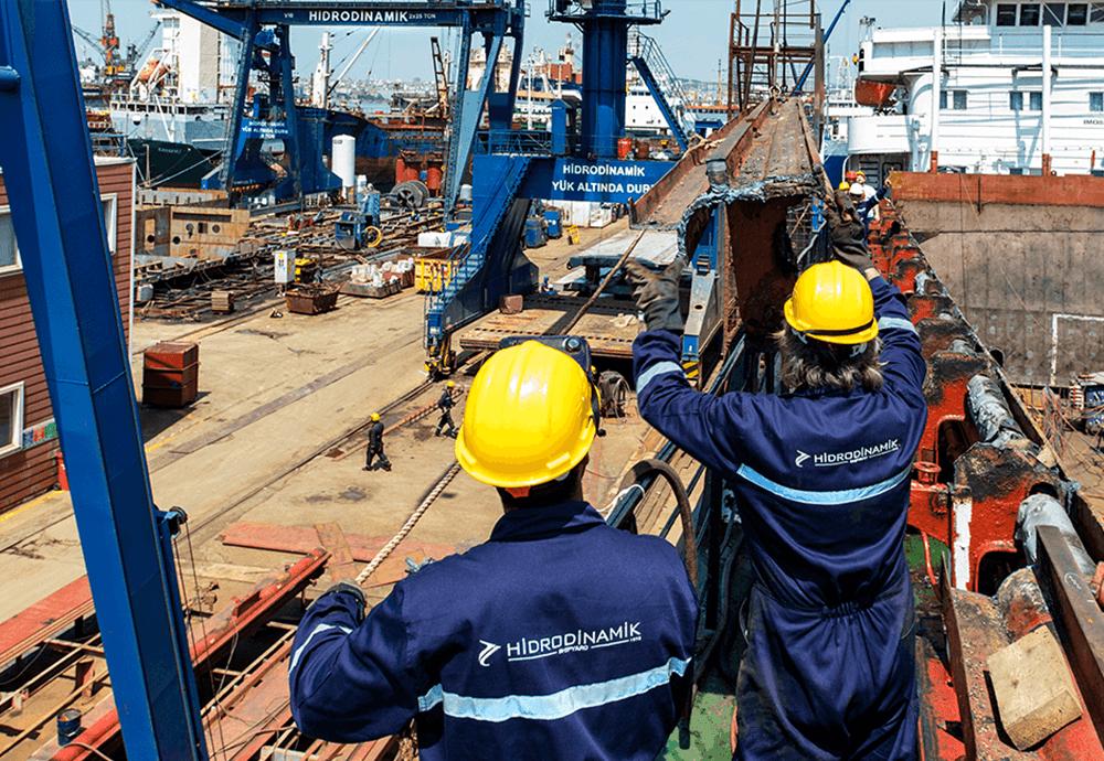 [object object] - hidrodinamik shipyard donusum ana - Hidrodinamik Shipyard | Tuzla , Istanbul TURKEY- Home Page